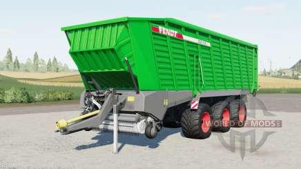 Fendt&Lely Tigo XR 100 for Farming Simulator 2017