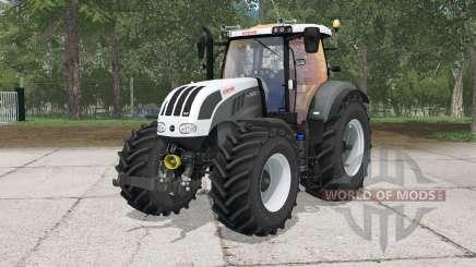 Steyr 6230 CVŦ for Farming Simulator 2015