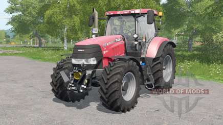 Case IH Puma ƇVX for Farming Simulator 2017