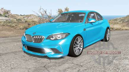 BMW M2 Competition (F87) 2018 for BeamNG Drive