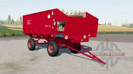 КТỾ-10 for Farming Simulator 2017