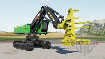 John Deere 959M v1.0.1 for Farming Simulator 2017