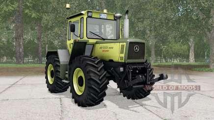Mercedes-Benz Trac 1800 Intercooleᵲ for Farming Simulator 2015