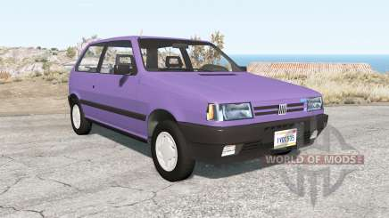 Fiat Uno 3-door (146) 1991 for BeamNG Drive