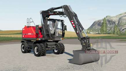 Atlas 160W for Farming Simulator 2017