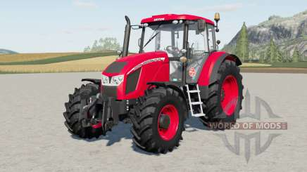 Zetor Forterra 130 & 150 HD for Farming Simulator 2017