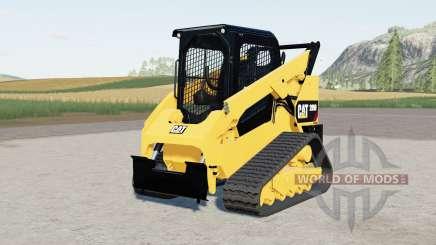 Caterpillar 289Đ for Farming Simulator 2017
