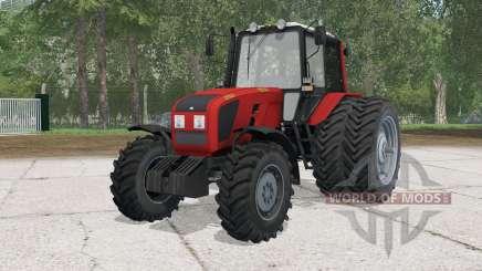 MTZ-1220.3 Беларуƈ for Farming Simulator 2015