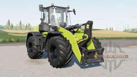 New Holland W190Ɒ for Farming Simulator 2017