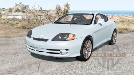 Hyundai Coupe (GK) 2002 for BeamNG Drive