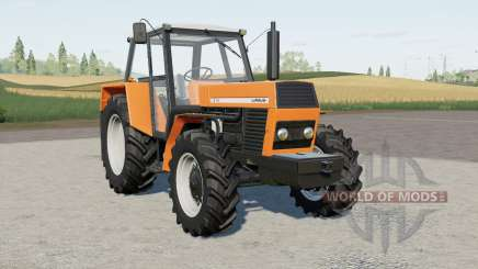 Ursus 121Ꜭ for Farming Simulator 2017