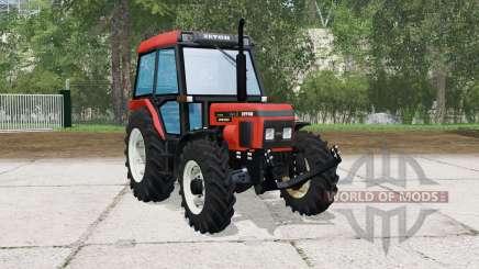 Zetor 7340 Turbø for Farming Simulator 2015
