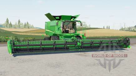 John Deere S700-serieʂ for Farming Simulator 2017