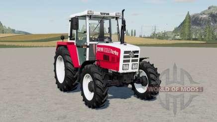 Steyr 8080A & 8090A Turbꝋ for Farming Simulator 2017