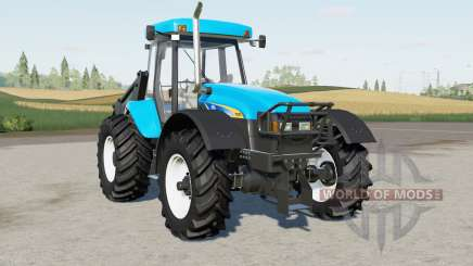 New Holland TV6070 for Farming Simulator 2017