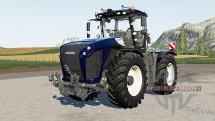 Claas Xerion 4000〡4500〡5000 Trac VꞒ for Farming Simulator 2017