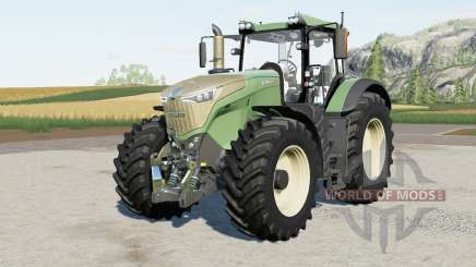 Fendt 1000 Variᴏ for Farming Simulator 2017