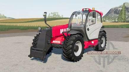 Manitou MLA 840-137 PS for Farming Simulator 2017