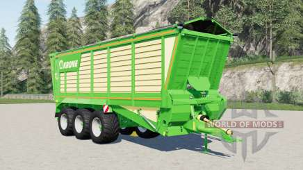 Krone TX 460 Đ for Farming Simulator 2017