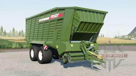Fendt Tigo XR 75 Ɗ for Farming Simulator 2017