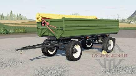 Progress HꝠ 80 for Farming Simulator 2017