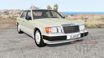 Mercedes-Benz 230 E (W124) 1992 for BeamNG Drive