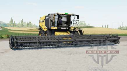 Claas Lexioᵰ 700 for Farming Simulator 2017