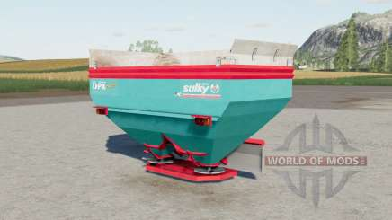 Sulky DPX expert for Farming Simulator 2017
