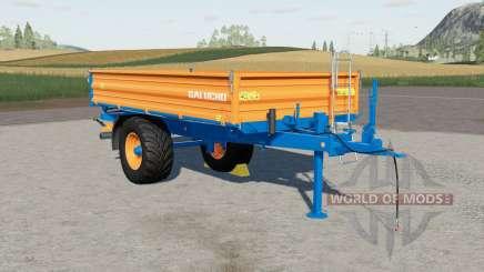 Galucho PB-5000 for Farming Simulator 2017