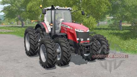 Massey Ferguson 8700-serieᵴ for Farming Simulator 2017