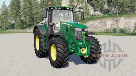 John Deere 6R-seriꬴs for Farming Simulator 2017