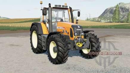 Fendt 800 Vario TMЅ for Farming Simulator 2017