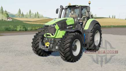 Deutz-Fahr 9 series TTV Agrotroɳ for Farming Simulator 2017