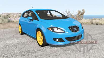 Seat Leon (1P) 2005 for BeamNG Drive