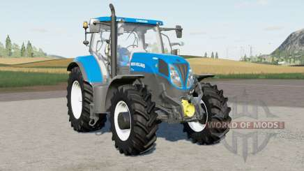 New Holland T7.Ձ10 for Farming Simulator 2017