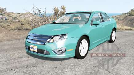 Ford Fusion Sport (CD338) 2010 for BeamNG Drive