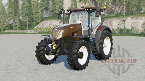 New Holland T6-series for Farming Simulator 2017