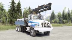 Freightliner 114SD for Spin Tires