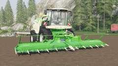 Krone BiǤ X 1180 for Farming Simulator 2017