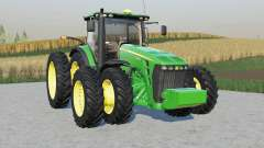 John Deere 8R-series US for Farming Simulator 2017