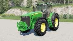 John Deere 8030-serieᶊ for Farming Simulator 2017