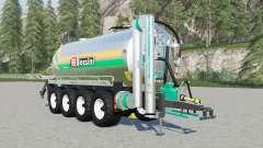 Bossini B4 350 for Farming Simulator 2017