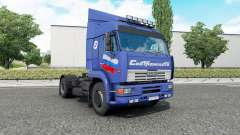 Kamaz-5ꝝ60 for Euro Truck Simulator 2