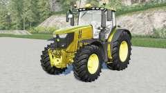 John Deere 6R-seriҿs for Farming Simulator 2017