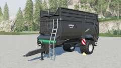Krampe Bandit 5ⴝ0 for Farming Simulator 2017
