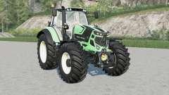 Deutz-Fahr Serie 7 TTV Agrotroꞥ for Farming Simulator 2017