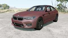 BMW M5 Competition (F90) 2018 for BeamNG Drive