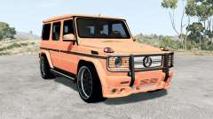 Mercedes-Benz G 65 AMG (W463) 2012 for BeamNG Drive