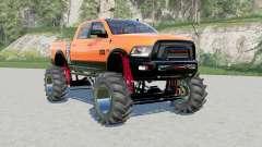 Ram 2500 Power Wagon Crew Cab Ձ017 for Farming Simulator 2017