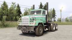 Freightliner M916A1 for Spin Tires